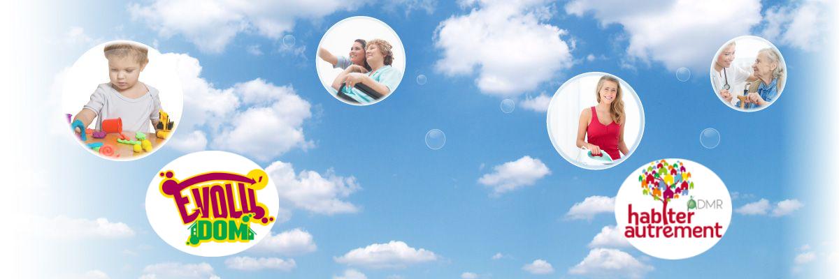L'ADMR vous simplifie la vie : Ménage, repassage, garde d'enfants, soins infirmiers, petits bricolage, petit jardinage, ...